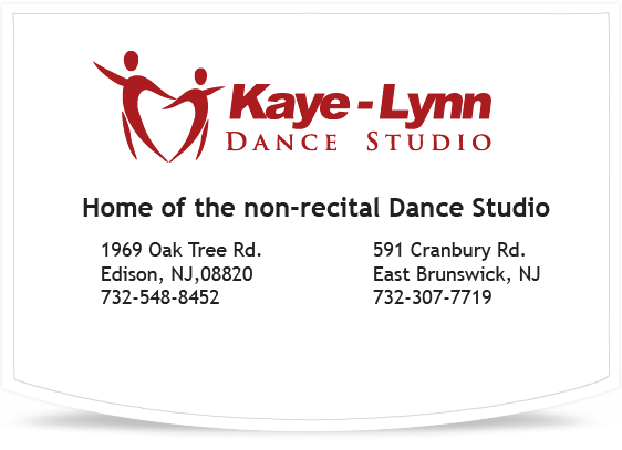 kaye-lynn dance studio - home of the non-recital dance studio - east brunswick - edison - New Jersey Dance Studio