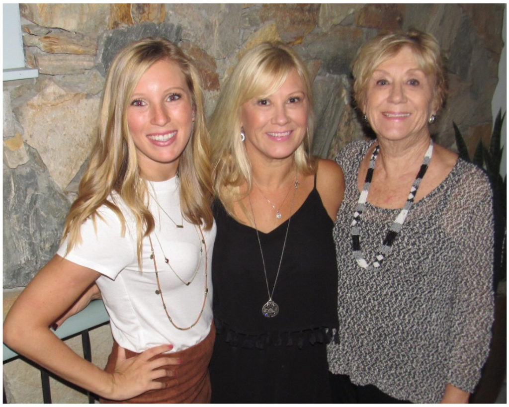 three generations - jasi lynn = robin kaye = jackie lynn