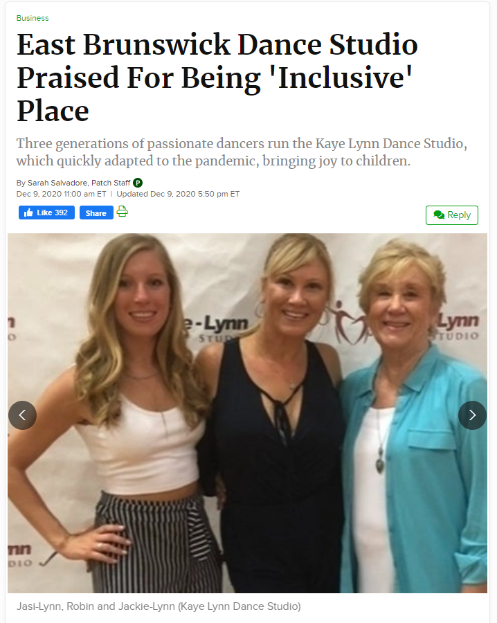 praised for being inclusive