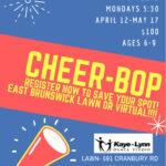 cheer bop eb spring 2021