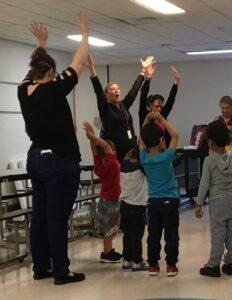 Rhythm Works Integrative Dance - SR Self-Contained PreSchool