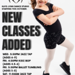 new classes added